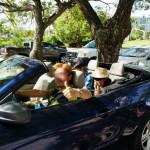 グアム旅行記 レンタカーと日焼け対策