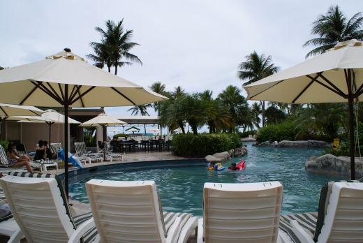 ハイアットリージェンシーグアムのプール