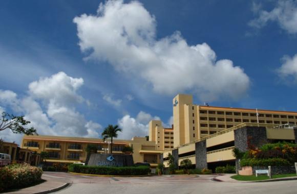 グアムプラザホテル旅行記