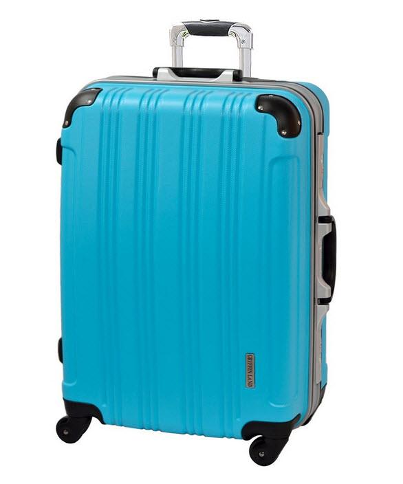 グリフィンランドのスーツケースTSAロックでグアム旅行も安心
